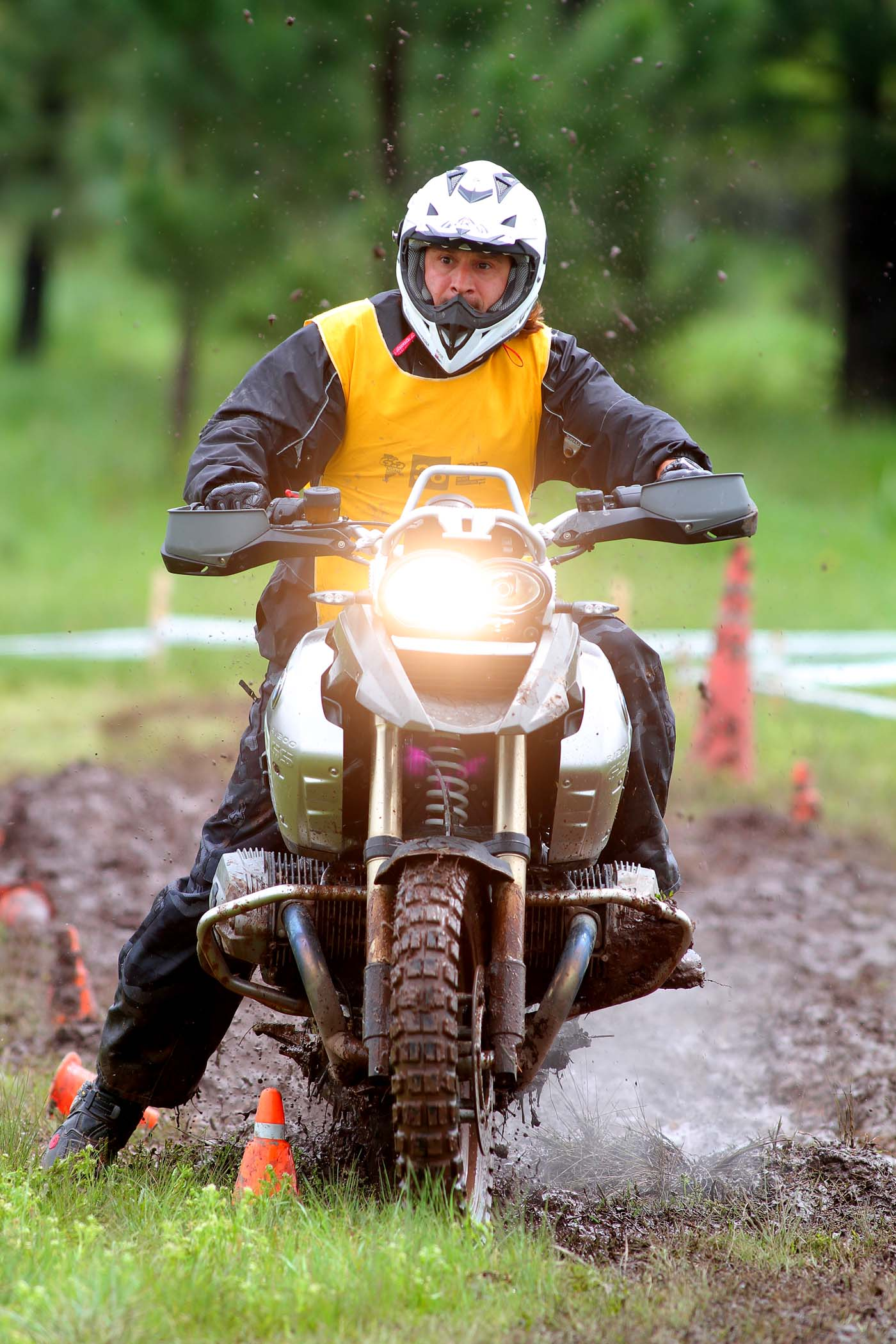 BMW GS TROPHY SOUTH AMERICA 2012