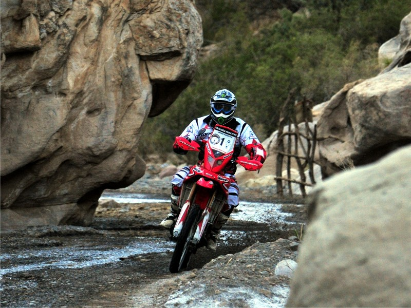 Honda campeón del Rally Cross Country Argentino