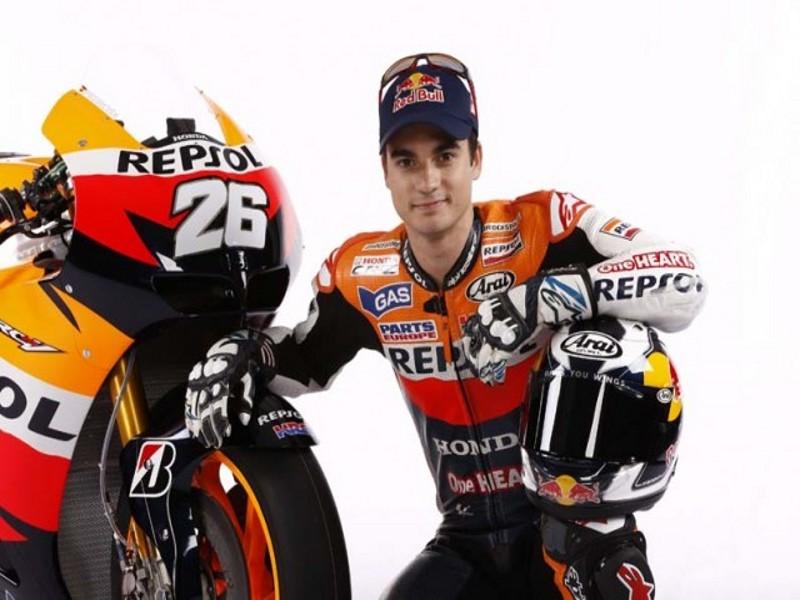 Presentación del equipo Honda Repsol de MotoGP   MotoGP