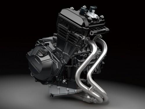 Nueva Kawasaki Ninja 250 2013 - Presentación en Motodata