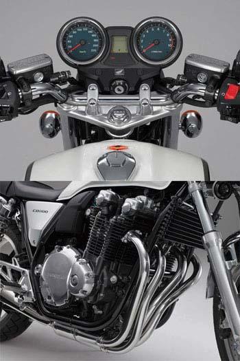 Novedad 2010: Honda CB 1100