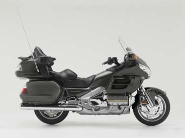 Historia Honda GoldWing