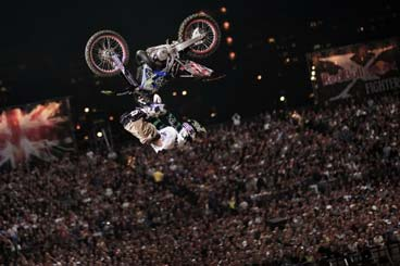 Videos del Red Bull X-Fighters de Londres